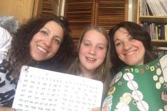 3 Joodse les met Bracha