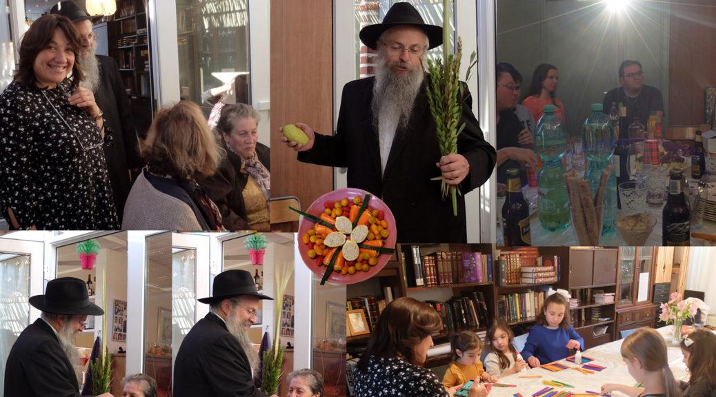 showing 1st image of Joodse Parasha 2018 2019 Rosh Hashana - Yom Kippur - Sukot 5779 - Chabad Utrecht