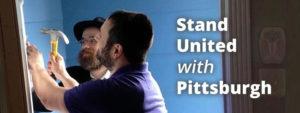Actie voor Pittsburgh door Chabad.org